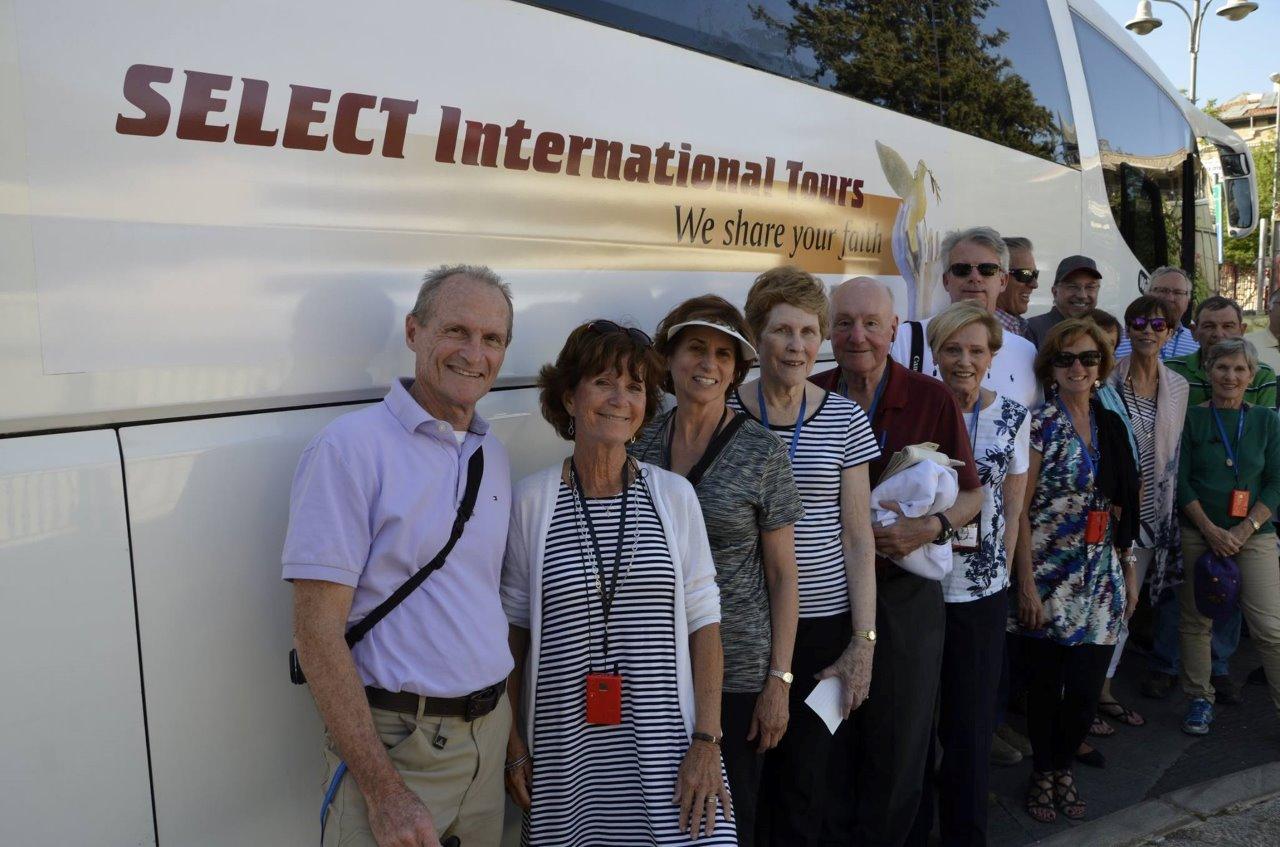 Stephen Binz Select Bus